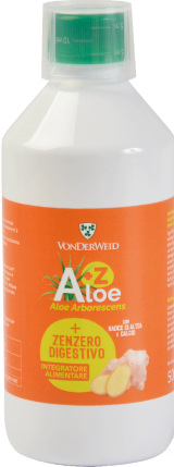 Aloe Arborescens Juice with Ginger